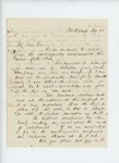 1861-05-28  Colonel Mark H. Dunnell discusses difficulties in enlisting men without help