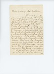 1861-06-04 Dr. John Gilman and others recommend Dr. B. F. Buxton for assistant surgeon by John Gilman
