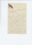 1861-06-09  Captain Isaac B. Noyes writes Adjutant General Hodsdon regarding his pay as recruiting officer