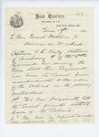 1861-06-17  Affadavit against Captain Josiah R. Brady