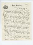 1861-06-19  Affidavit against Captain Josiah R. Brady