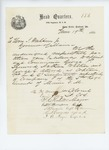 1861-06-19  Petition by Colonel Dunnell and officers for promotion of Sherwood, Walker, and Atwood