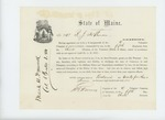 1861-06-24  Promotion of R.J. McPherson to Corporal
