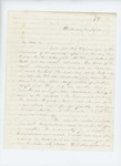 1861-07-24  Colonel Dunnell writes about the Union defeat at Manassas