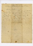 Letter from Stephen Boydon to his brother, July 6, 1864 by Stephen Boydon