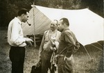 1939 Appalachian Trail Conference, Twin Pines Camps, Daicey Pond, Maine by Maine Development Commission