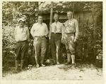 1939 Appalachian Trail Conference, Twin Pines Camps, Daicey Pond, Maine