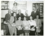 Christmas Party at Maine Development Commission by Clarence C. Stetson
