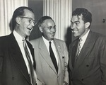 Vice President Richard M. Nixon and Maine Officials by Maine Development Commission