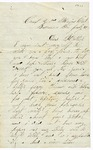 Letter to Mother, July 10, 1865 by Dexter True