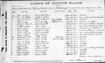 Maine Divorce Returns, Volume 01, 1892-1893 by Office of Data, Research, and Vital Statistics