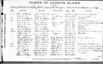 Maine Divorce Returns, Volume 04, 1898-1899 by Office of Data, Research, and Vital Statistics