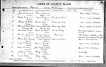 Maine Divorce Returns, Volume 21B, 1933