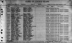 Maine Divorce Returns, Volume 26B, 1942 (Oxford to York Counties)