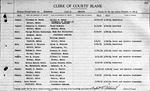 Maine Divorce Returns, Volume 27B, 1944 (Oxford to York Counties)
