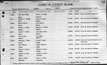 Maine Divorce Returns, Volume 27D, 1945 (Oxford to York Counties)