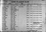Maine Divorce Returns, Volume 28C, 1946 (Oxford to York Counties)
