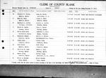 Maine Divorce Returns, Volume 29D, 1948 (Oxford to York Counties)