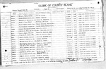 Maine Divorce Returns, Volume 31A, 1951 (Androscoggin to Lincoln Counties)