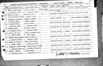 Maine Divorce Returns, Volume 33C, 1956 (Androscoggin to Lincoln Counties)