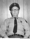 Maine Marine Patrol Colonel Vinal O Cook by Maine Marine Patrol