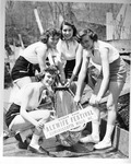 Alewife Festival Damariscotta 1957 014 by Maine Department of Sea and Shore Fisheries