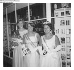 Maine Potato Queen, Maine Blueberry Queen, Maine Apple Queen
