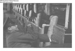 Man Working in a Cannery by Maine Department of Marine Resources