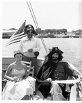 Rockland Seafood Festival, 1958 - Sea Queen and Pirates by Maine Department of Sea and Shore Fisheries