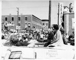 Rockland Seafood Festival, 1958 - Parade Governor Muskie by Maine Department of Sea and Shore Fisheries