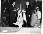 Rockland Seafood Festival, 1958 -  Sea Queen - Governor Muskie