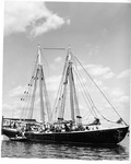 Rockland Seafood Festival, 1958 - Sailing Ship Adventure by Maine Department of Sea and Shore Fisheries