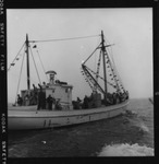 Rockland Seafood Festival, 1958 - Lobster Boat by Maine Department of Sea and Shore Fisheries