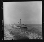 Rockland Seafood Festival, 1958 - Passing Lobster Boat by Maine Department of Sea and Shore Fisheries