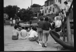 Rockland Seafood Festival, 1958 -  Sea Queen Contestants on Anchor 2