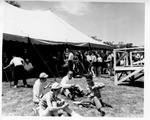 Alewife Festival, Damariscotta 1957 by Maine Department of Sea and Shore Fisheries