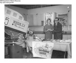 Barbara Clinton, Sunkist Growers and Joe Kelly, WHDH-TV, Boston, Mass. by Maine Department of Sea and Shore Fisheries