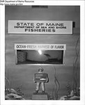 Display for the Department of Sea and Shore Fisheries by Maine Department of Sea and Shore Fisheries