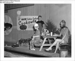 Eastern States Exposition Cookout Display by Maine Department of Sea and Shore Fisheries