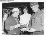 Lincoln County Shrimp Festival, Boothbay Harbor, 1974 by Maine Department of Sea and Shore Fisheries