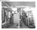 Engine Room on Vessel by Department of Marine Resources