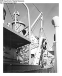 Ocean-Going Trawler's Deck and Gear by Department of Marine Resources