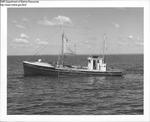 "Dragger ""Surfman"" Underway by Department of Marine Resources"