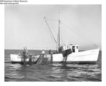 "Shrimp Dragger ""Judy B"" by Department of Marine Resources"