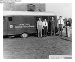 Maine State Water Sanitary Board, Brunswick, 1946