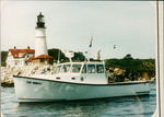 "Maine Marine Patrol Vessel - ""The Winds"""