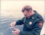 Marine Patrol Officer John Bennett