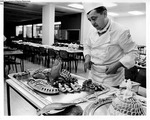 Chef at Work by Maine Department of Sea and Shore Fisheries
