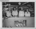Liquor Store Display by Maine Department of Sea and Shore Fisheries
