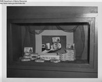 Wyman's Display Biddeford, Maine, March, 1967 by Maine Department of Sea and Shore Fisheries